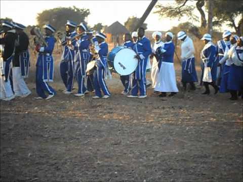 Bontleng brass band bohang seema.wmv