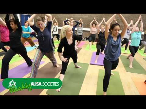 AUSA Societies Weekly - Yoga Society
