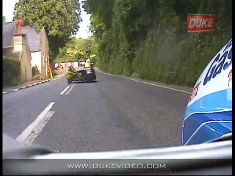 TT On-Bike Laps Volume 2 - Klaus Klaffenbock / Dan Sayle - Sidecar Race 1