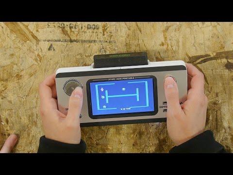 Winner Announcement: Ben Heck's Atari 2600 Port    | element14 | Ben