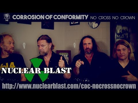 CORROSION OF CONFORMITY - 'No Cross No Crown' Is Out Now! (OFFICIAL TRAILER)