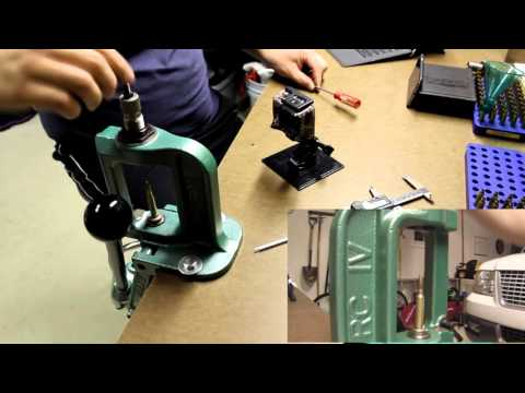 Beginners Guide to Handloading - Part 4c: Bullet Seating Die Adjustment & Creating a Dummy Round