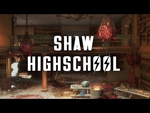 The Full Story of Shaw Highschool in Fallout 4