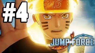 Jump Force : Part 4 แกเป็นใคร ก็ไคน์ไง
