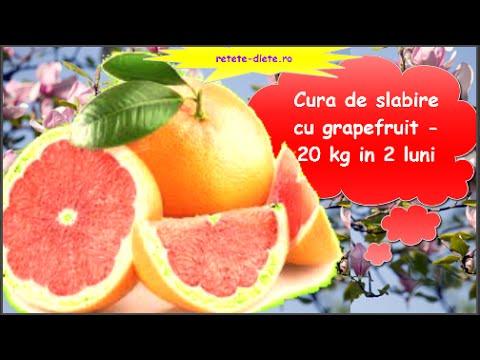 cura detoxifiere cu grapefruit)