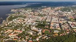Ilmakuvia Tampereelta - Aerial photos from Tampere, Finland