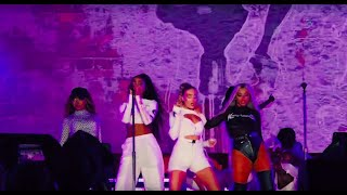 Little Mix Love a Girl Right Live - Fusion 2019
