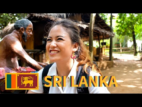 FIRST TIME IN COLOMBO - Exploring City Center with Sri Lankan [Ep. 3] 🇱🇰