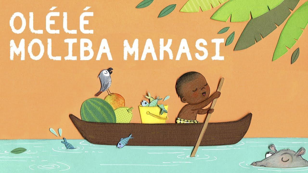 Download Olélé Moliba Makasi - Berceuse Africaine avec paroles