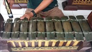 "Download Mp3 Tutorial Tabuh Telu "" Buaya Mangap "" Gangsa Polos //by Sanggar Seni Su"