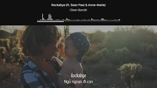 Video [Lyrics+Vietsub] Clean Bandit - Rockabye (ft. Sean Paul & Anne-Marie) download MP3, 3GP, MP4, WEBM, AVI, FLV Januari 2018