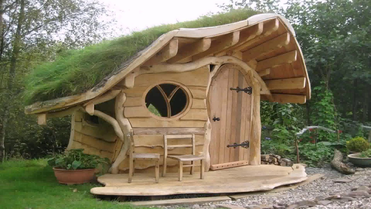 Simple Small Wooden House Design Youtube