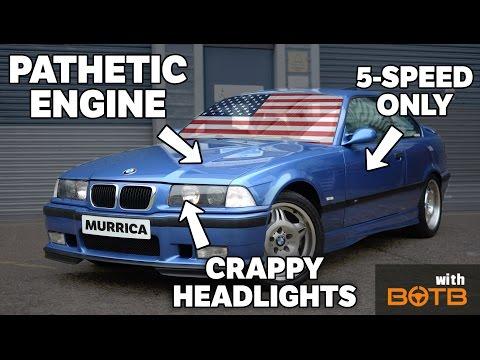 8 Ways American E36 M3 Buyers Got Screwed Over