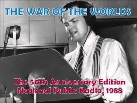 The War of the Worlds (50th Anniversary Edition)