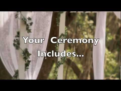 Our Simple Ceremony ~ FL Marriage Officiant
