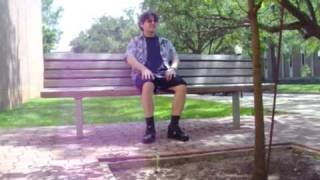 How to Sit on a Bench