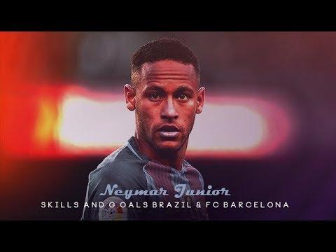 Neymar Jr - Amazing Skills   2016/2017   ...