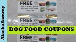 Dog Food Coupons - How To Get Pet Food Coupons- Keep Dog Food Affordable