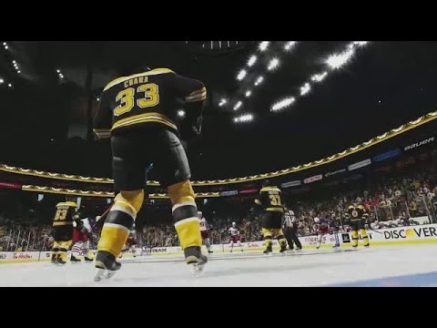 EA Sports NHL 15 Stanley Cup Prediction
