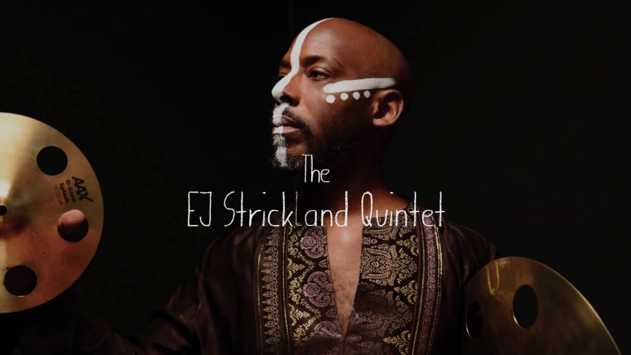 "E.J. Strickland Quintet ""Warriors For Peace"" Trailer"