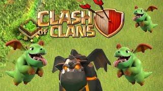 Cuccioli di drago all'attacco! Aggiornamento villaggio | Clash of Clans