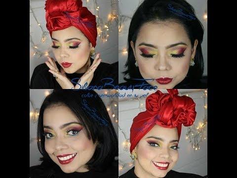 515229f9a Maquillaje inspirado en el Carnaval de Barranquilla - Kymoni… Tras los  pasos de la moda! | Blogs Aló