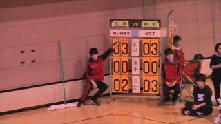 ハンドボール最高! 札幌月寒高校 vs 札幌静修高校 20180422春季大会決勝