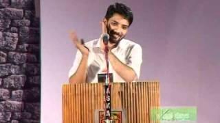 Skooldays 2009 - Part 6 - Abdul Nazar and Shafi Parambil
