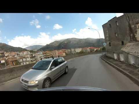 SS185 to Gaggi, Sicily