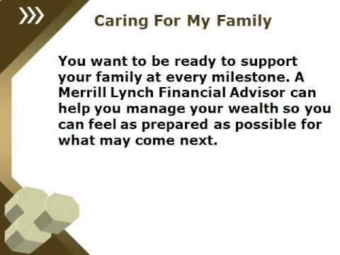Merrill Lynch   Wealth Management   What Matters Most To You