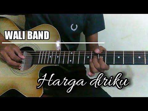 Melodi Gitar | Wali - Harga Diriku [TUTORIAL]
