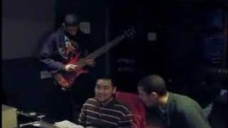 "J. Cole - Hold It Down ""Studio Session"""