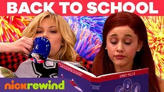Back to School w/ Sam & Cat!  Which One Are YOU? | NickRewind