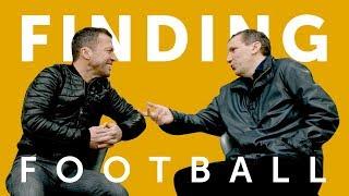 VIRTUAL REALITY FOOTBALL IN AMSTERDAM | HENNING WEHN & LOTHAR MATTHÄUS | FINDING FOOTBALL
