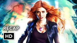 Shadowhunters Season 1 Recap (HD)