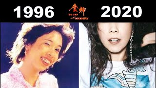 The God of Cookery 食神 (1996 vs 2019) | Cast: Then And Now