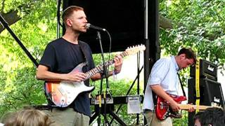 The Radio Dept. - Pulling Our Weight - Live at Pitchfork Music Festival 2011