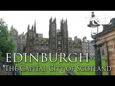 Edinburgh City Guide - Scotland Best Place - Travel & Discover
