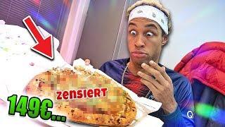 ALLE Beläge auf PIZZA bestellt.. **Die teuerste Pizza Deutschlands**