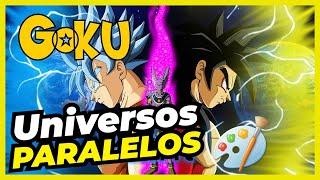 Dragon Ball Super VS Dragon Ball GT Dos líneas de tiempo simultáneas