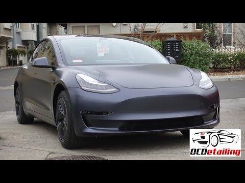 Tesla Model 3 Xpel Stealth Ppf And Cquartz Finest