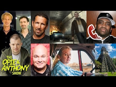 Opie & Anthony - Trucker Wendy Is A Sex Addict