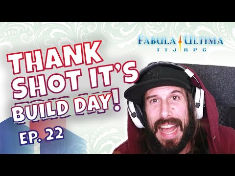 Thank Shot It's BUILD Day - 22 - Build vergognose e dove trovarle
