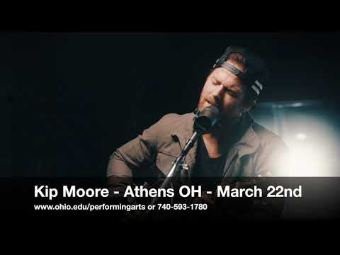 Kip Moore - Athens OH - 3/22/19