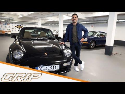 Hamid sucht Porsche