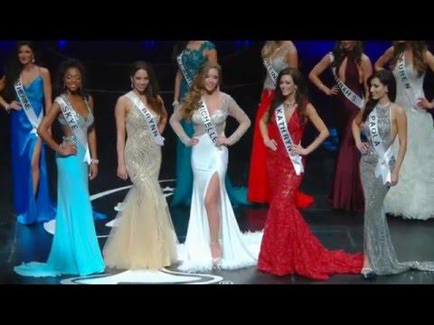 Miss Universe Canada 2015 Top 5 Finalists