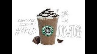 Diy Starbucks Double Chocolate Chip Frappuccino