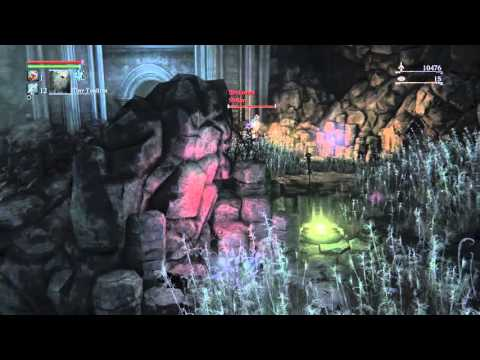 Bloodborne: Messengers Gift PvP - YouTube