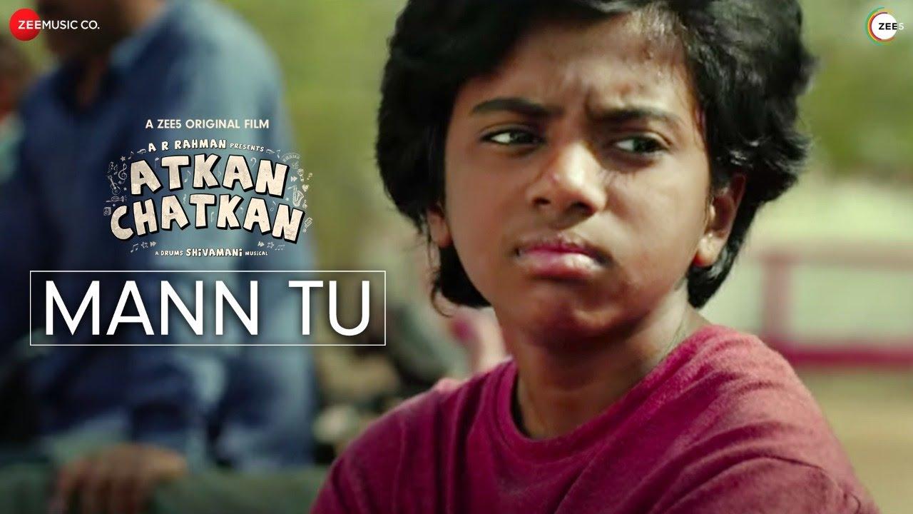 Mann Tu - Atkan Chatkan | Sonu Nigam | Drums Shivamani | Abhishek Brahmachari