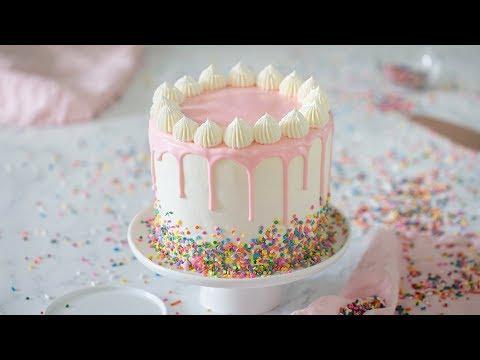 How to Make Funfetti Cake